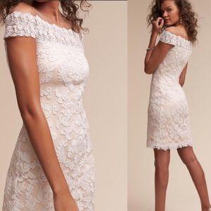 BHLDN Exclusive Tadashi Shoij Viviana Dress size 4